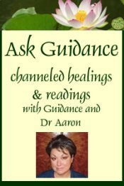 Ask Guidance - Channeled Healings and Readings