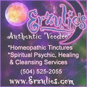 Authentic Voodoo, Precious Oils & Psychic Readings